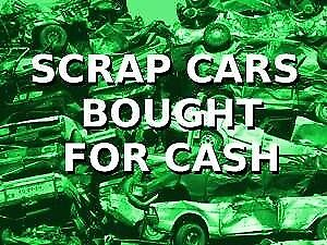 SCRAP CAR JUNK/UNWANTED FOR CASH | Toyota Acura Lexus