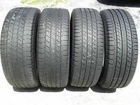 225/50R17 set of 4 Michelin Used (inst. bal.incl) 80% tread left