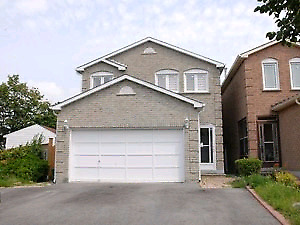 4 Bedroom House Markham upper Level
