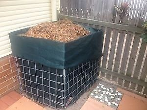 FREE 1cubic metre aged leaf composted mulch Scarborough Redcliffe Area Preview