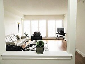 TWO BEDROOMS AND DEN OPTIONS BRIGHT CONDOS