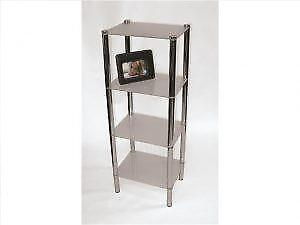 4 Level Glass Stand on Sale - Home Decor Sale (BD-2648)