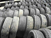 11R/22.5& 11R/24.5 USED TRUCK TIRES FOR SALE !