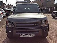2007 Land Rover Discovery 2.7 Td V6 SE 5dr Auto 5 door Estate