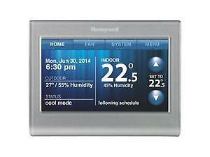 Honeywell Wi-Fi Smart Thermostat/ Brand new never used