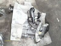 Polo 1.4 16V gearbox 2006
