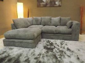 **EXPRESS DELIVERY** BRAND NEW DYLAN KENNING JUMBO CORD SOFA UNIT OR 3+2 UNIT WITH 1 YEAR WARRANTY