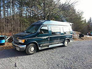 WANTED HITOP FULL SIZE VAN 1998  OR NEWER
