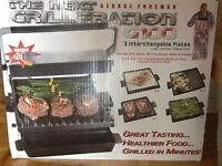 george foreman grill g100