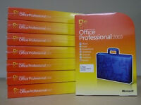 Microsoft office 2010 Professional Plus (32 &64-bit) FULL WITH KEY
