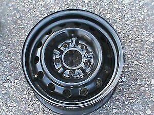 "17"" 5x114.3 Lightly Used Steel Wheels 67.1 CB Only $40/wheel"