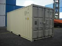 New 20ft High Cube Double Doors Container