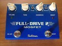 Fulltone Fulldrive 2 MOSFET edition