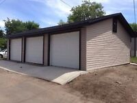 Single garage in Bonneydoon