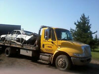 FREE: Yard cleanup of all scrap metal of any kind