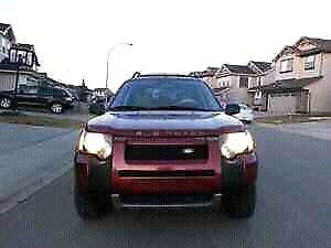2004 Land Rover Freelander SE V6 Well-maintained No Accident
