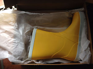 Women's Tretorn Skerry Rainboots - YELLOW  for $75