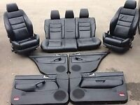 Volkswagen mk4 Golf/ Bora Leather Heated Recaro Seats