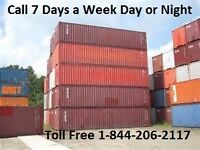 BARRIE SHIPPING CONTAINERS FOR ALL STORAGE NEEDS!