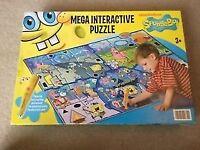 Spongebob Mega Interactive Puzzle