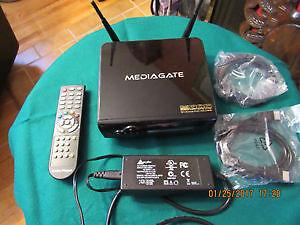 Mediasonic Wireless Network Media Player Full HD 1080P