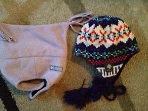Columbia girl's hats