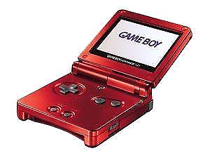 Looking for gameboy sp