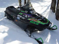 Arctic Cat 580 ZR