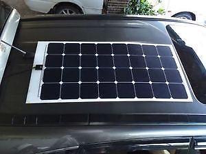 100W 18V Thin PV Semi-Flexible Solar Panel  251239