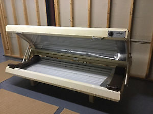 Uvalux Riviera Tanning Bed - Free - Sold PPU Sunday