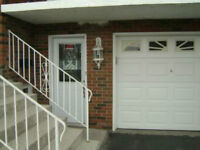 1 BEDROOM & LIVING ROOM WALK OUT BASEMENT APART NEAR SQUARE ONE