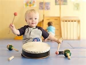 initiation to music & French for babies (10m +)