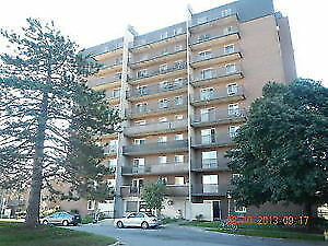 STEPS FROM FANSHAWE COLLEGE.  1 and 2 Bedroom Apartments