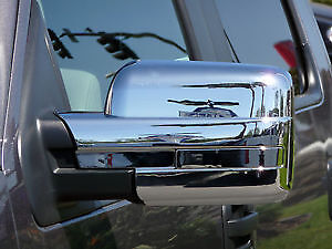 TFP CHROME MIRROR INSERTS FORD F-150 2009