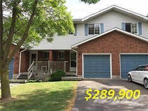 Homes for Sale in Erbsville, Waterloo, Ontario $289,900