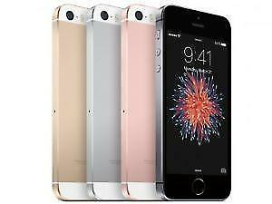 iPHONE SE SILVER,SPACE GREY,GOLD, ROSE GOLD ( BACK REPLACEMENT ) NO PHONE