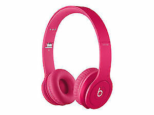 BRAND new BEATS by Dr Dre Solo HD Headphones pink on sale!