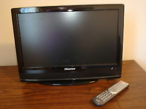 "19"" Hisense Flat Screen Tv"