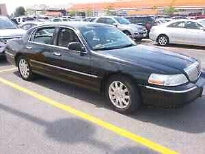 2010 LINCOLN TOWN CAR CERTIFIED AND ETESTED