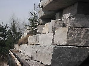 ROCK WINTER PRICES, STONES, ARMORSTONE, STEPS, WALLS, LANDSCAPE