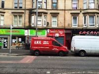Traditional 2 Bedroom 1st Floor Flat in Allison Street Govanhill Available 10th June 2017