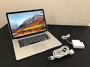 """MACBOOK PRO 13"""" / 15""""  FROM $ 429"""