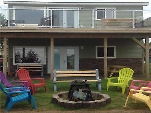 Shediac area cottage rentals 35 mts to beach Starting at $550.00