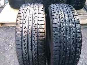235/45R20Pirelli Scorpion Zero All Season 2 used tires, 80% tread left, Free Installation&Balance