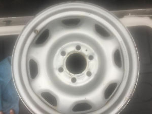 "Set DE RIM. 17"". De FORD F-150. ORIGINAL AVEC TPMS. EXCELLENTE C"