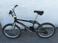 Perfect Condition BMX bike