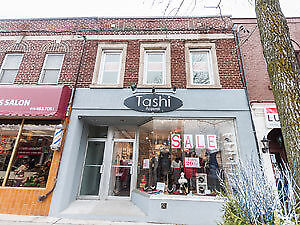 YONGE ST. COMMERCIAL BUILDING FOR SALE, FULLY LEASED