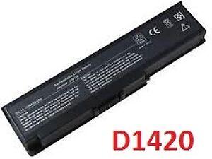 Batterie portable DELL D1420/D620 4400mAh/7800mah laptop battery