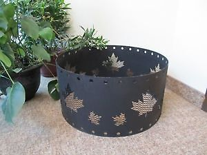 Professional Designed Quality Fire Pit.. Maple Leaf (Firepit)