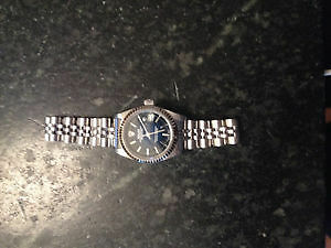 Authentic 18K W.G Ladies Rolex - DateJust